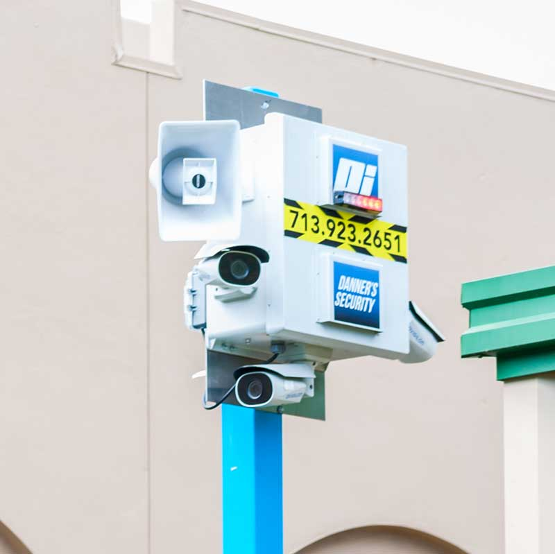 Pole Mounted Camera