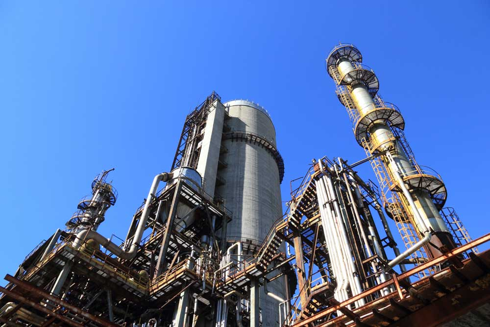 Chemical Plant Video Surveillance & Monitoring Services