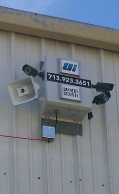 Benefits of Visible Security Cameras
